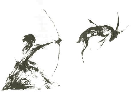 Особенности охоты на какомицли в зимний период