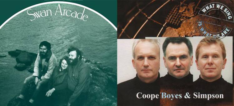 Swan Arcade и Coope, Boyes & Simpson